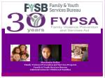 Marylouise Kelley   Family Violence Prevention and Services Program Family & Youth Services Bureau