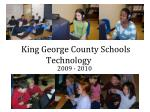 King George County Schools Technology