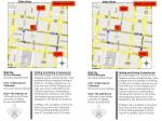 Map Key G=The Gillespie 421 West Market Street CCC =Christ Church Cathedral