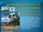 Sustainable Production and Utilization of ' Ōhelo as an Edible Berry and Ornamental Crop