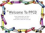 Welcome To PPCD