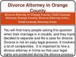 Why not you hire best divorce lawyer