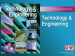 Applying Technology: Producing Products and Structures