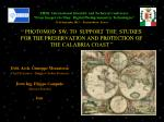 """ PHOTOMOD SW TO SUPPORT THE STUDIES FOR THE PRESERVATION AND PROTECTION OF"