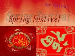 Our festival
