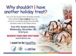 FedStrive Presents! Healthy Eating During the Holidays