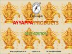 Ayyappa Diaries and Calendar for 2015
