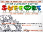 Gmail Problems Today Customer Service Helpline number 1-855-