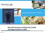 Non-Life Insurance Market in Brazil to 2018