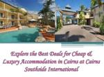Accommodation in Cairns at Cairns Southside International