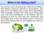 The 3-Day Military Diet: Information and Reviews