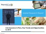Life Insurance in Peru, Key Trends and Opportunities to 2018