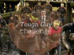 Tough Guy challenge