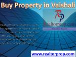 2 BHK Flats in Vaishali