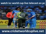 icc world cup 2015 watch live cricket streaming