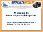 Get a Smooth Transportation with a Reliable For Hire Car Ser