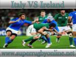 live Ireland vs Italy on ios android