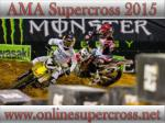 watch live AMA Supercross San Diego 7 Feb streaming online