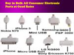 Buy in Bulk All Consumer Electronic Parts at Good Rates