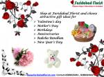 Send Online Flowers To Faridabad