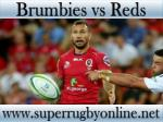 watch Brumbies vs Reds Super rugby online live
