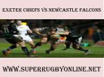 2015 Rugby Chiefs vs Newcastle Falcons live