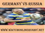 watch Germany vs Russia live stream online