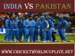 pakistan vs india, Live Streaming, HD, ICC Cricket World cup