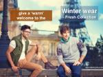 Classic Polo Winter Wear Collections