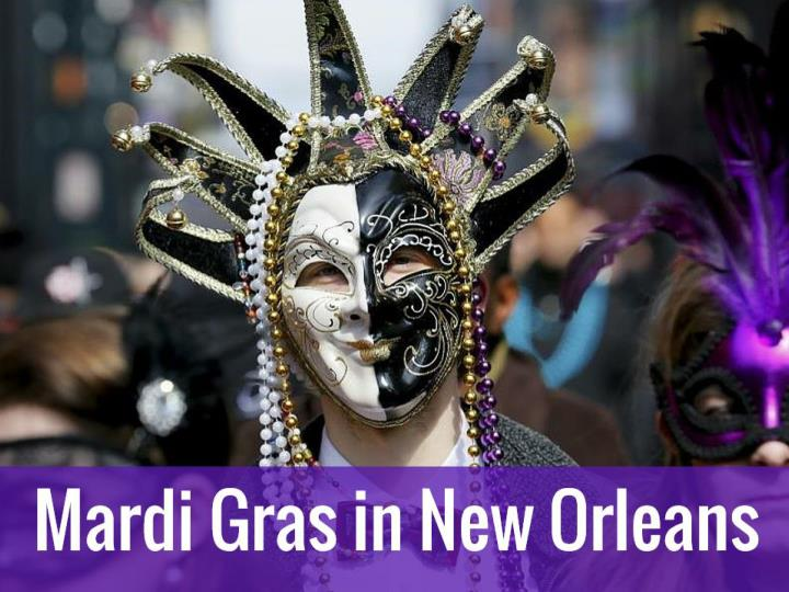 mardi gras in new orleans n.