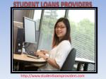 Complete Info on Student Loan Providers in USA